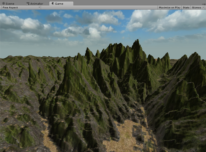 Importing DEM Terrain Heightmaps for Unity using GDAL | Alastair
