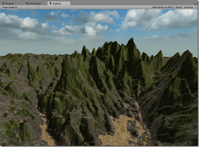 From Google Maps And Heightmaps To 3d Terrain – Fondos de Pantalla