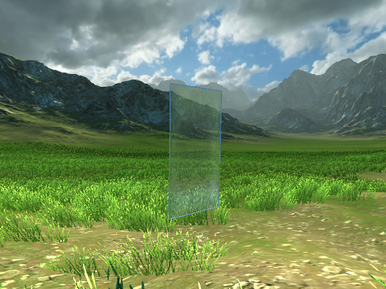 Glass Shader | Alastair Aitchison