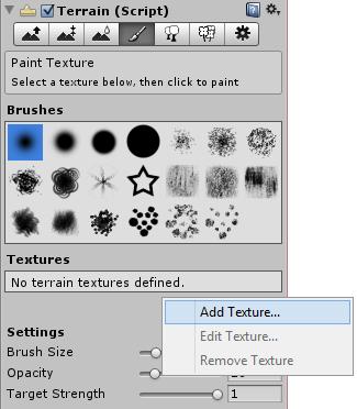 Custom Unity Terrain Material / Shaders | Alastair Aitchison